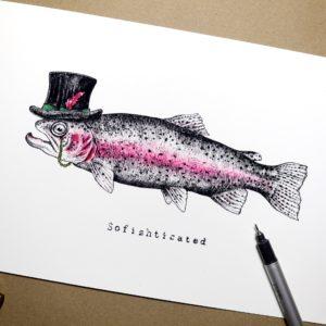Sofishticated Print