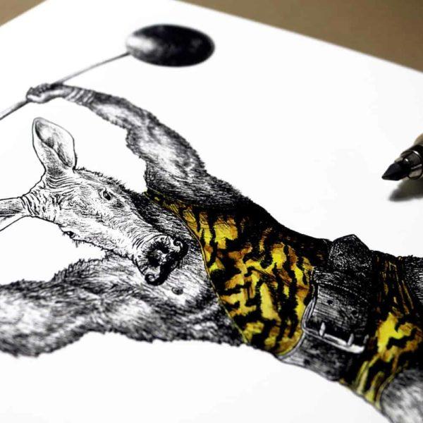Haardvark Print