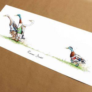 Runner Ducks Relay!