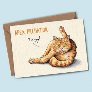 Apex Predator (Tangy) Card
