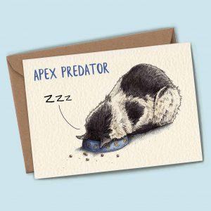 Apex Predator (Snooze) Card