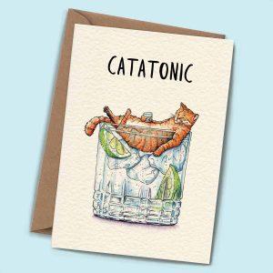 Catatonic Card