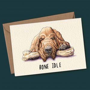 Bone Idle Card