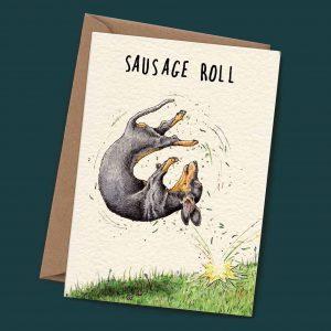 Sausage Roll Card
