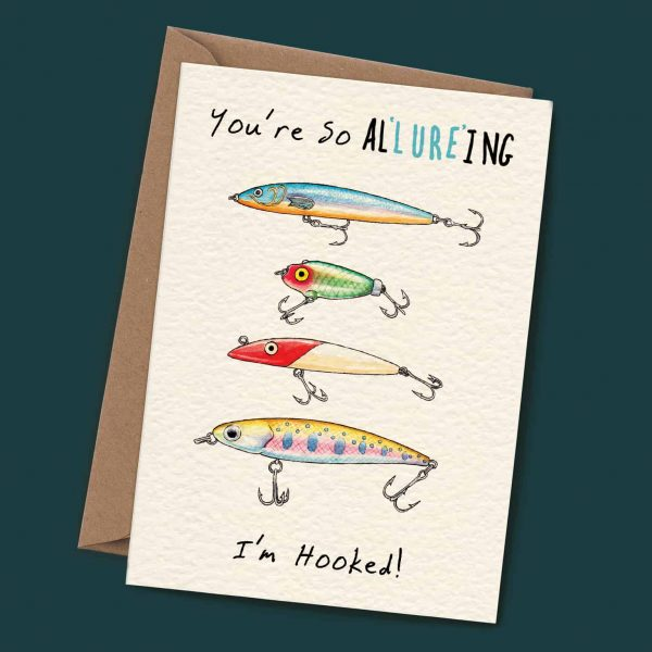 You're So Alluring Card