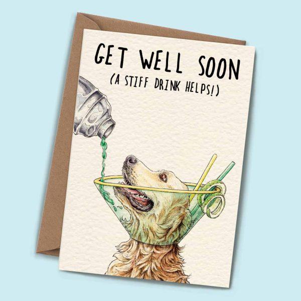 Dog Cone Card