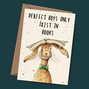 Perfect Boys Card
