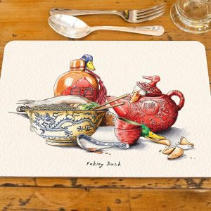 Set of 4 Placemats (1)
