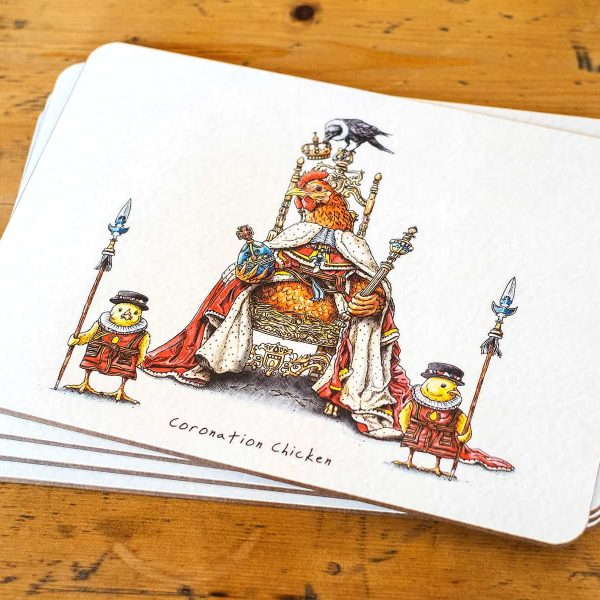 Set of 4 Placemats (3)