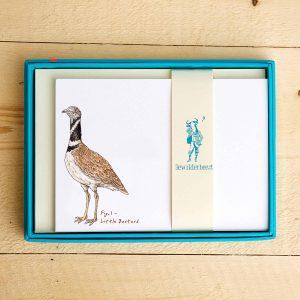 'Impeckably Fowl' Notecards Set (Vol.1)