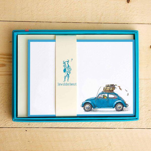 'Creature Classics' Notecards Set