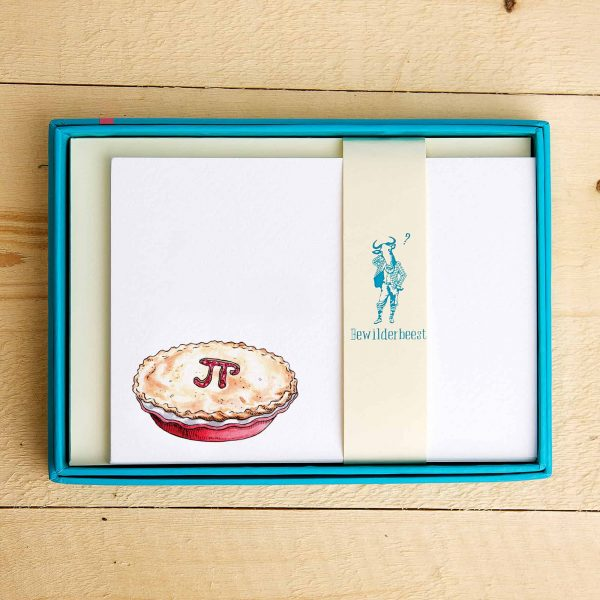 'Food For Thought' Notecards Set
